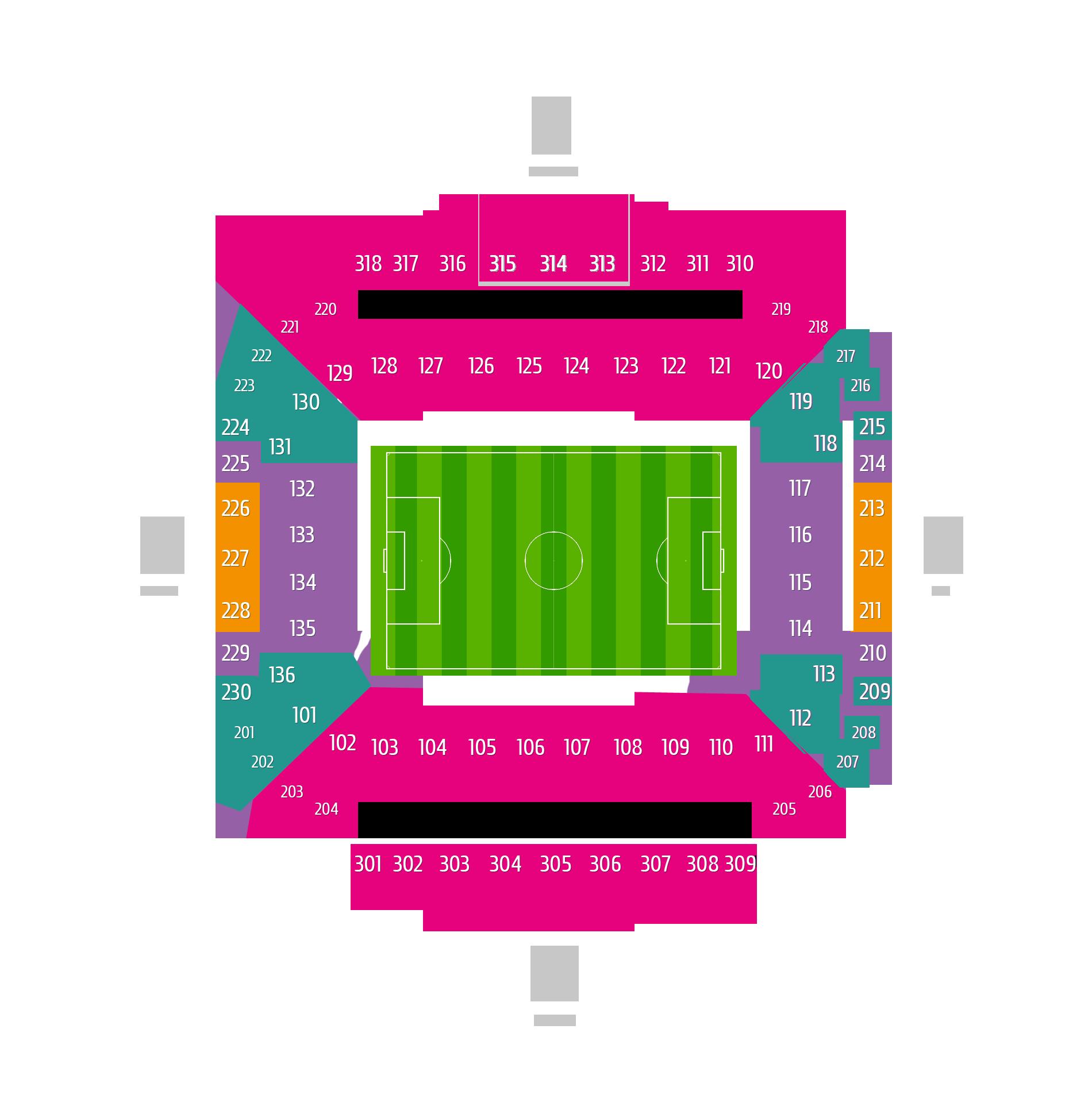 Казань арена билеты на кубок конфедераций